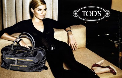 Tod's FW 2007 Sienna Miller