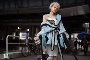 Tokyo Fashion Week Street Style Day 2 Fall 2017