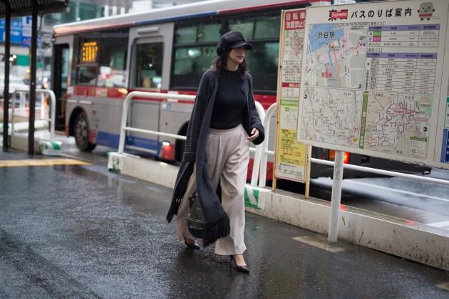 Tokyo str RF17 1162