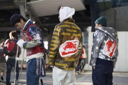 Tokyo str RF17 5739