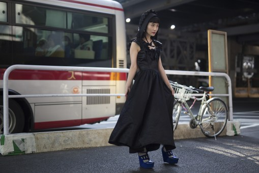 Tokyo str RF17 5758