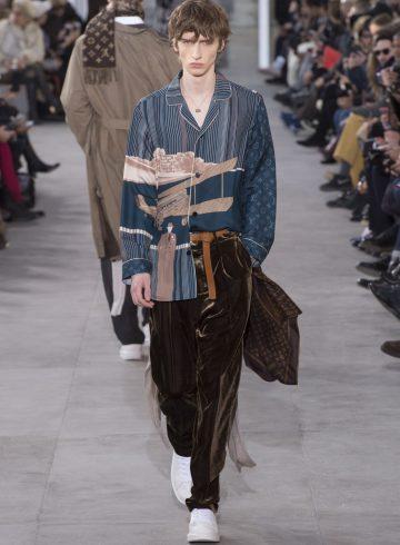 Louis Vuitton Fall 2017 Menswear Fashion Show