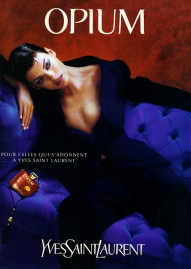 Yves Saint Laurent Opium Fragrance 1997