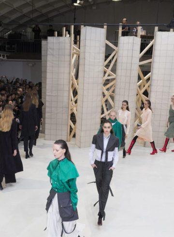Aalto Fall 2017 Fashion Show Atmosphere