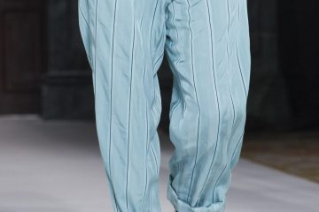 Haider Ackermann Spring 2018 Men's Fashion Show Details