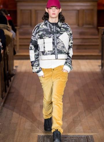 Andrea Crews Fall 2017 Menswear Fashion Show