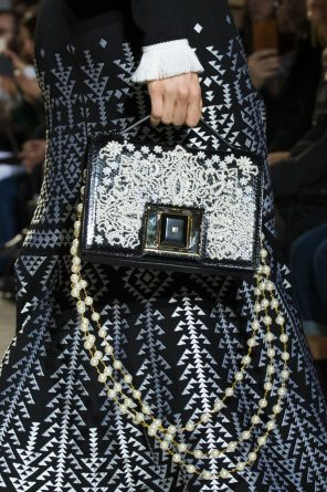 Andrew Gn Fall 2017 Fashion Show Details