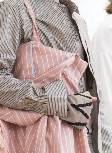Ricardo Andrez Spring 2018 Men's Fashion Show Details
