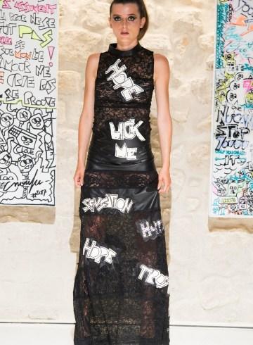 Maison Anoufa Fall 2017 Couture Fashion Show