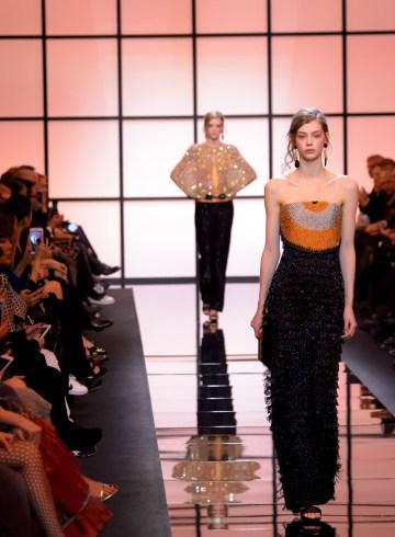 Giorgio Armani Privé Spring 2017 Couture Fashion Show Atmosphere