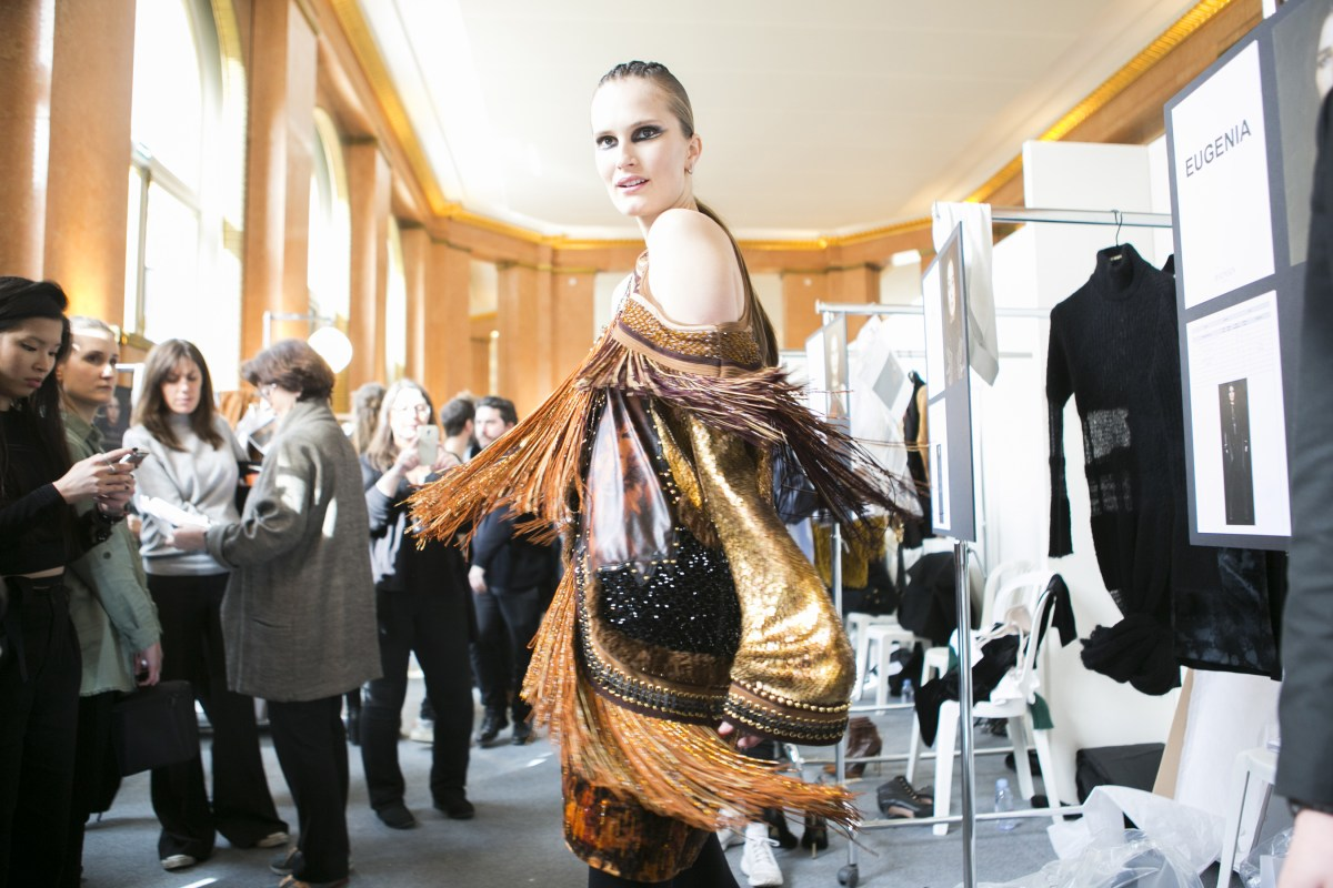 Key Fashion Trends Fall 2017, On The Fringe The Impression