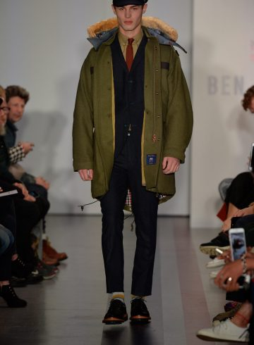 Ben Sherman Fall 2017 Menswear Fashion Show