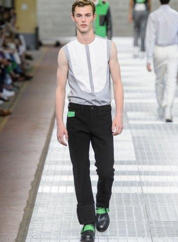 Dirk Bikkembergs Spring 2018 Men's Fashion Show