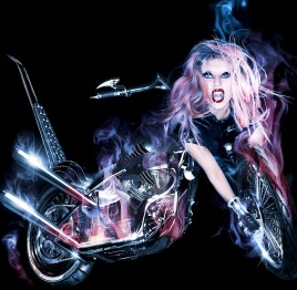 Lady Gaga, Born This Way, 2011
