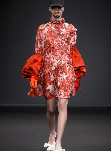 Brognano Spring 2017 Couture Fashion Show