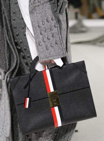Thom Browne Fall 2017 Menswear Fashion Show Details