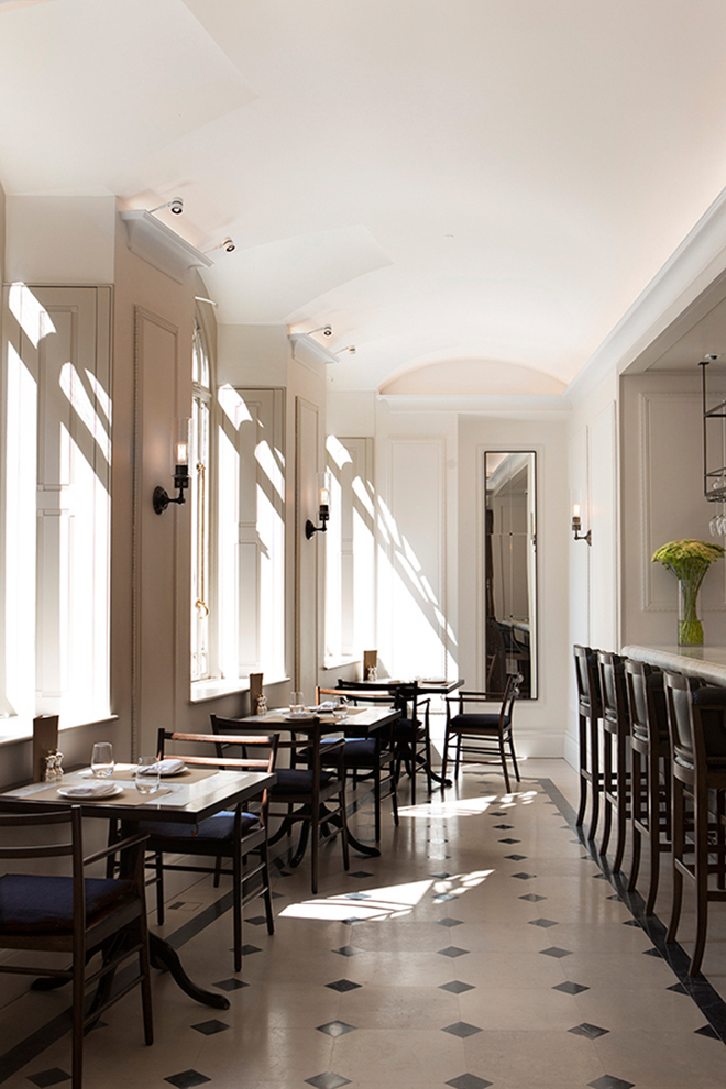 burberry's new london café