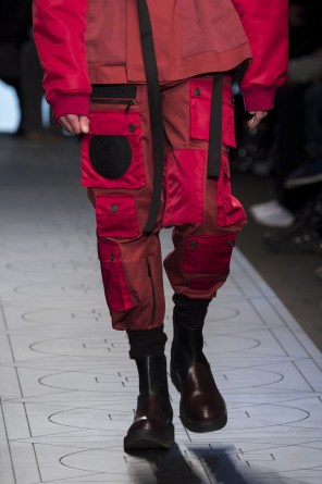 Marcelo Burlon County Of Milan Fall 2017 Menswear Fashion Show Details