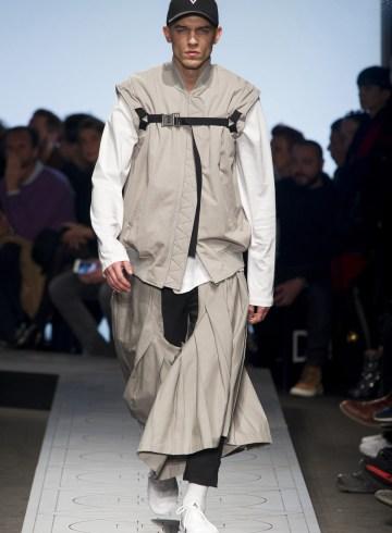 Marcelo Burlon County Of Milan Fall 2017 Menswear Fashion Show