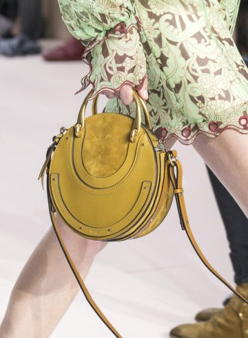 Chloé Fall 2017 Fashion Show Details