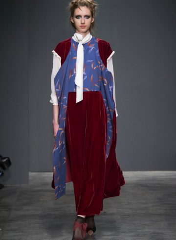 Marianna Cimini Spring 2017 Couture Fashion Show
