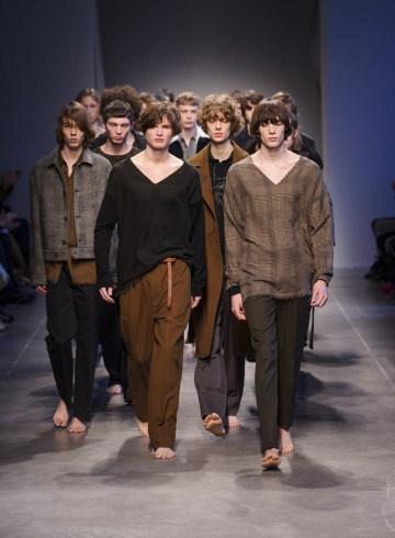 Federico Curradi Fall 2017 Menswear Fashion Show