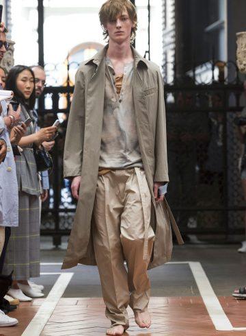 Federico Curradi Spring 2018 Men's Fashion Show