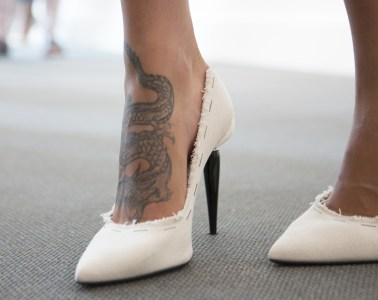 Best Shoes of New York Fashion Week Spring 2018
