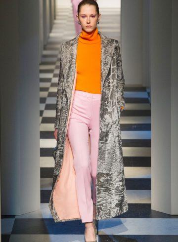 Oscar de la Renta Fall 2017 Fashion Show