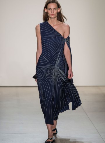 Dion Lee Spring 2018 Fashion Show