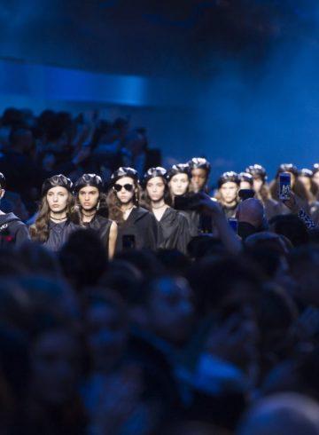 Christian Dior Fall 2017 Fashion Show Atmopshere Cont.