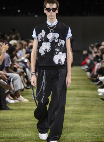 Dior Homme Spring 2018 Men's Fashion Show