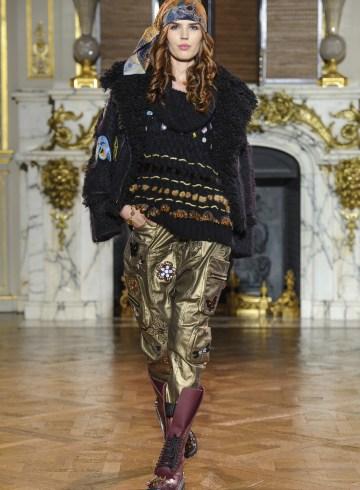 Ewa Minge Fall 2017 Couture Fashion Show