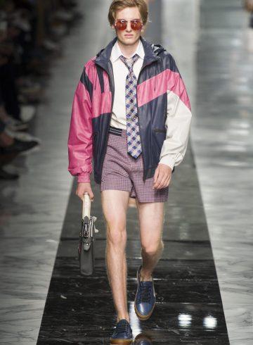 Fendi Spring 2018 Men's Fashion Show