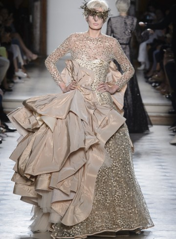 Julien Fournie Fall 2017 Couture Fashion Show