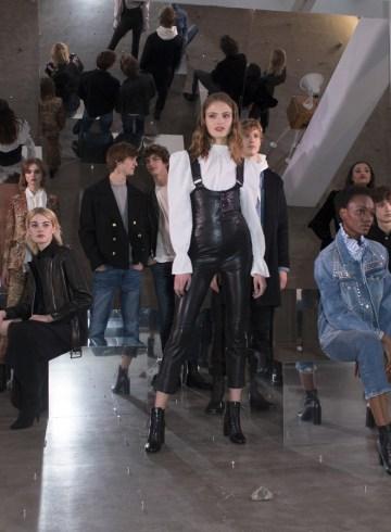 Frame Fall 2017 Fashion Show Atmosphere