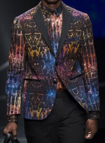 Frankie Morello Fall 2017 Menswear Details