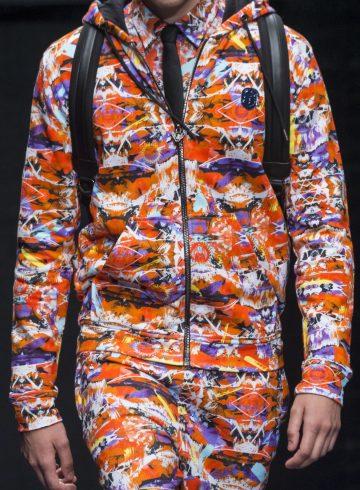 Frankie Morello Spring 2018 Men's Fashion Show Details