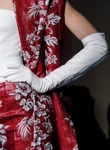 Jean Paul Gaultier Spring 2017 Couture Fashion Show Details