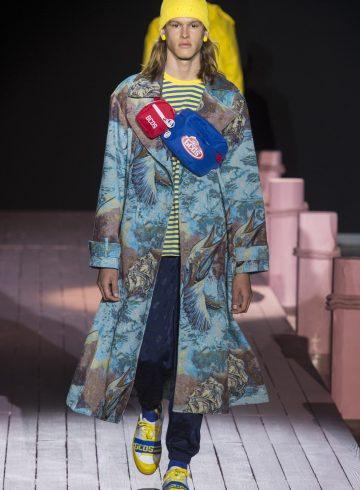 GCDS Spring 2018 Men's Fashion Show