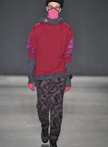 Robert Geller Fall 2017 Menswear Fashion Show