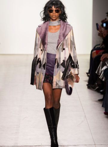 Georgine Fall 2017 Fashion Show