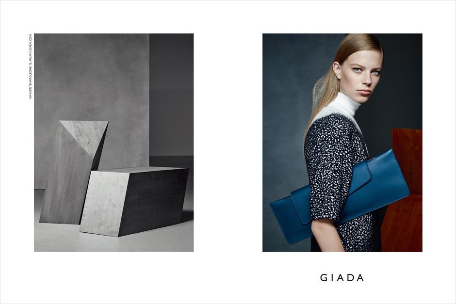 Giada Fall 2015 ad campaign Lexi Boling photo