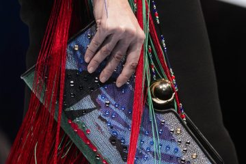 Giorgio Armani Fall 2017 Fashion Show Details