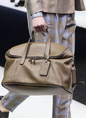 Giorgio Armani Spring 2018 Fashion Show Details