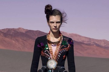 Givenchy Spring 2017 Ad Campaign by Giovanni Bianco
