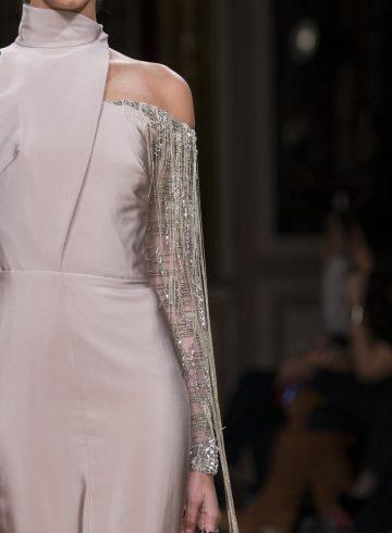 Antonio Grimaldi Spring 2017 Couture Fashion Show Details