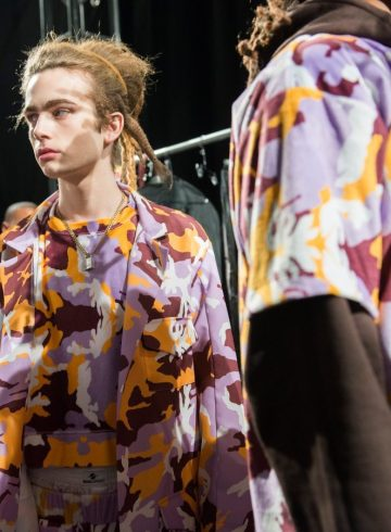 Gypsy Sport Fall 2017 Fashion Show Backstage