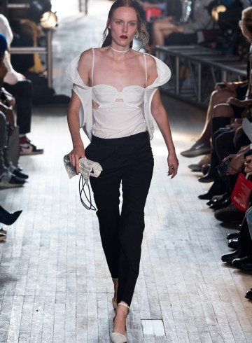 Helmut Lang Seen by Shayne Oliver Spring 2018 Fashion Show