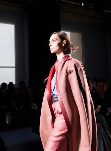 Hermès Fall 2017 Fashion Show Atmosphere